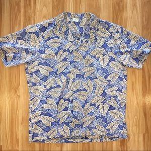 🌴 Tropical Caribbean Men's Shirt XL